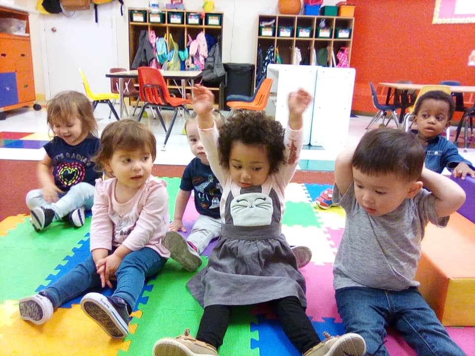 happy children at a Preschool & Daycare Serving Bordentown, NJ
